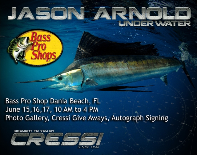 Coming Soon! Jason Arnold HOO RAG series & Bass Pro Shop Shows